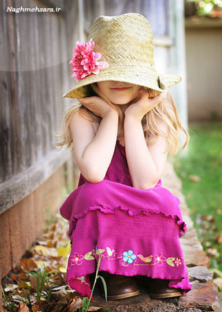 عکس از دختری زیبا